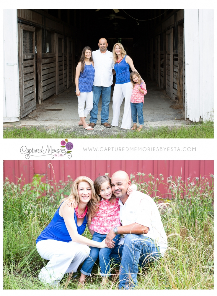 Delrio Family portraits blog 3
