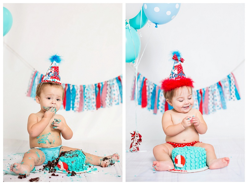 Cullen Campbell Twins first 1st birthday  childrens portraits  Captured Memories by Esta Photographer Lake City Fl  (1)