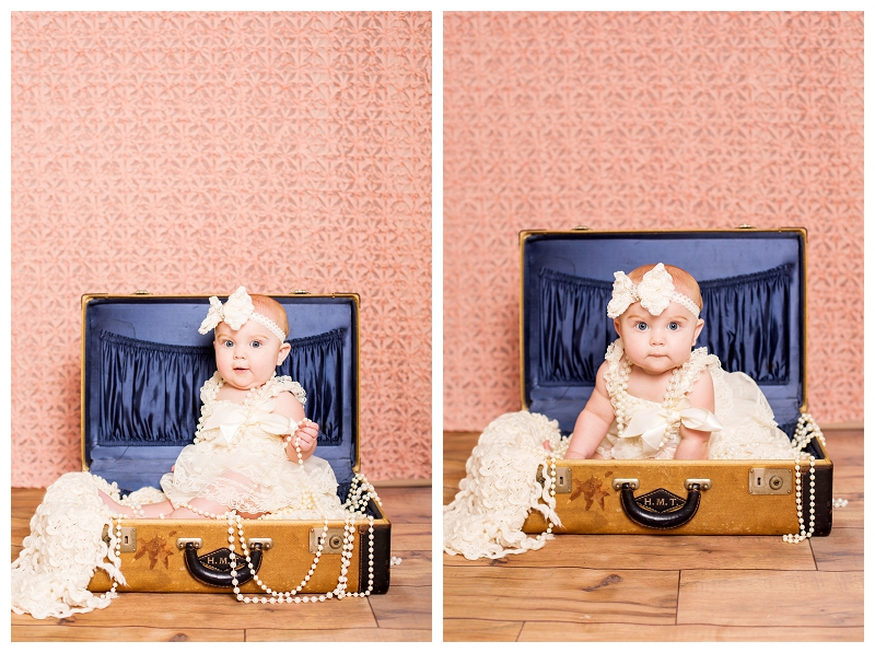 Baby Harper 6 month picture session Captured Memories by Esta Photographer Lake City Fl infant pics (13)