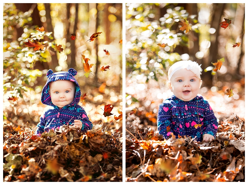 Baby Harper 6 month picture session Captured Memories by Esta Photographer Lake City Fl infant pics (7)