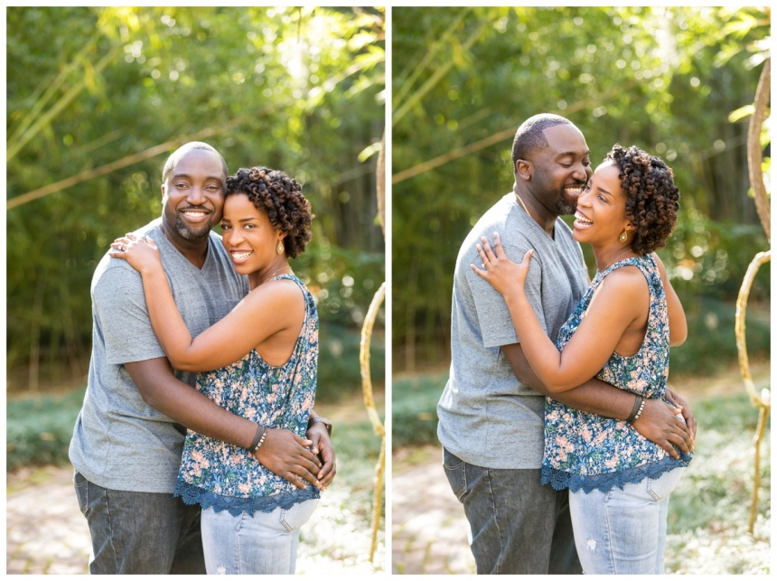 Delano Morgan engagement session Kanapaha Botanical Gardens Lake City Gainesville Fl Photographer Captured Memories by Esta White Springs Fl_0003
