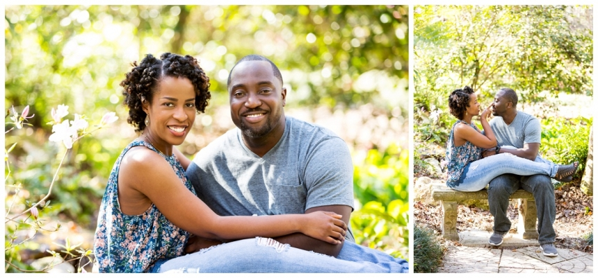 Delano Morgan engagement session Kanapaha Botanical Gardens Lake City Gainesville Fl Photographer Captured Memories by Esta White Springs Fl_0004