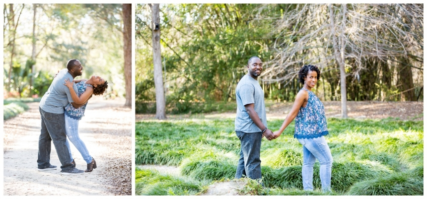 Delano Morgan engagement session Kanapaha Botanical Gardens Lake City Gainesville Fl Photographer Captured Memories by Esta White Springs Fl_0008