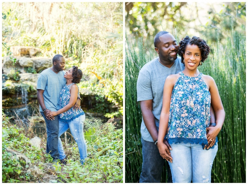 Delano Morgan engagement session Kanapaha Botanical Gardens Lake City Gainesville Fl Photographer Captured Memories by Esta White Springs Fl_0009