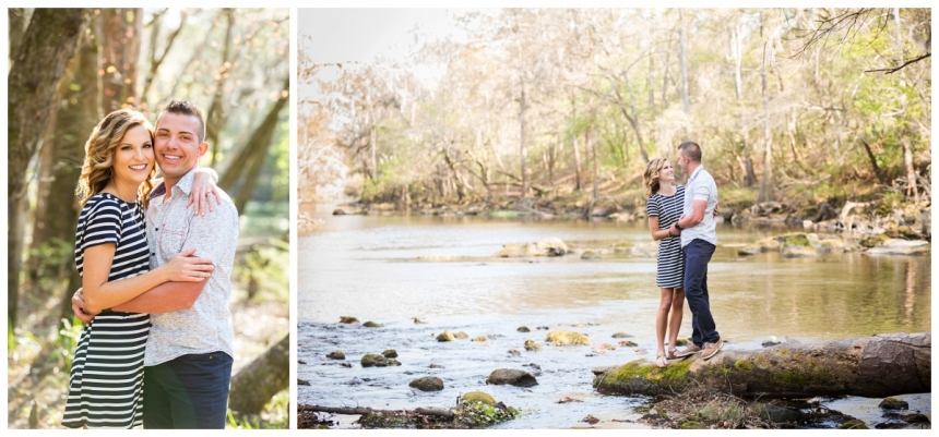 Lauren Mark engagement session Oleno State Park High Springs Lake City Gainesville Fl Photographer Captured Memories by Esta White Springs Fl_0003