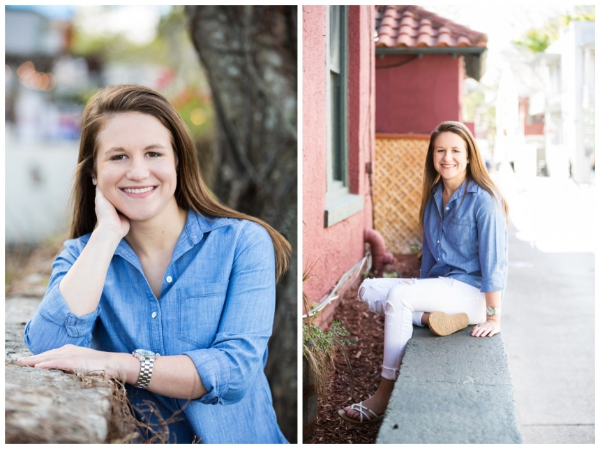 Maddie K Senior Portrait session St Augustine Lake City Gainesville Fl Photographer Captured Memories by Esta White Springs Fl_0002