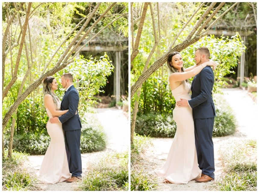 Kali Alex RN Graduation Couples Portrait session Gainesville Kanapaha Botanical Gardens Live Oak Lake City Fl Photographer Captured Memories by Esta_0005