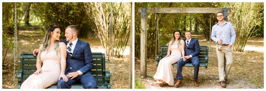 Kali Alex RN Graduation Couples Portrait session Gainesville Kanapaha Botanical Gardens Live Oak Lake City Fl Photographer Captured Memories by Esta_0007