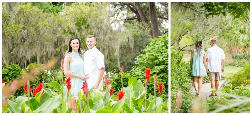 Kali Alex RN Graduation Couples Portrait session Gainesville Kanapaha Botanical Gardens Live Oak Lake City Fl Photographer Captured Memories by Esta_0011