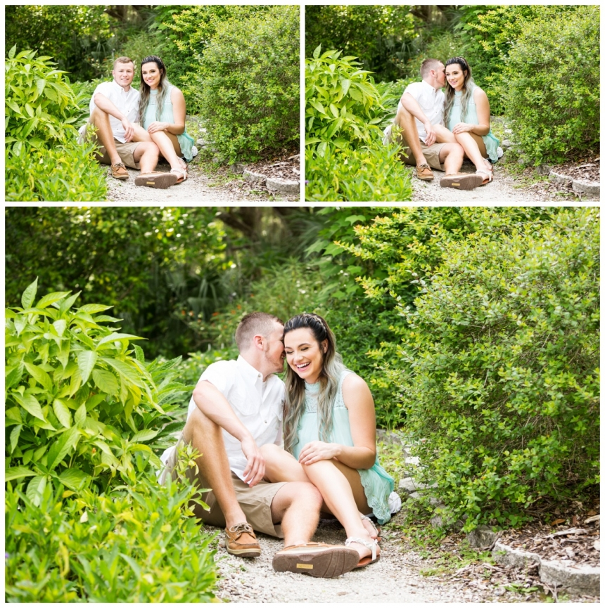 Kali Alex RN Graduation Couples Portrait session Gainesville Kanapaha Botanical Gardens Live Oak Lake City Fl Photographer Captured Memories by Esta_0014