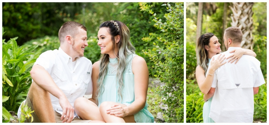 Kali Alex RN Graduation Couples Portrait session Gainesville Kanapaha Botanical Gardens Live Oak Lake City Fl Photographer Captured Memories by Esta_0015