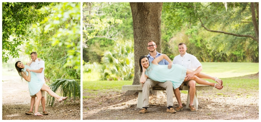 Kali Alex RN Graduation Couples Portrait session Gainesville Kanapaha Botanical Gardens Live Oak Lake City Fl Photographer Captured Memories by Esta_0016